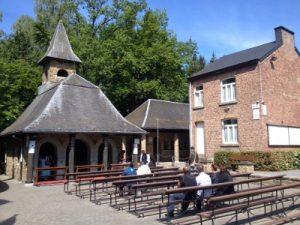 La paroisse de Bilstain se rend à Banneux pour le Rosaire @ Banneux
