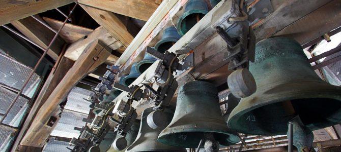 Le carillon de Notre-Dame des Récollets sonnera durant l'Avent chaque semaine, il fera entendre des chants d'Avent et des Noëls