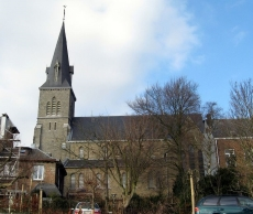 Messe et fête de Saint Bernard @ Eglise Saint Bernard
