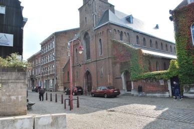 Veillée de prière œcuménique @ Eglise Saint Jean Baptiste | Verviers | Wallonie | Belgique
