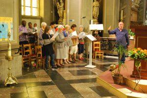 Répétition de chants @ Saint Remacle | Verviers | Wallonie | Belgique