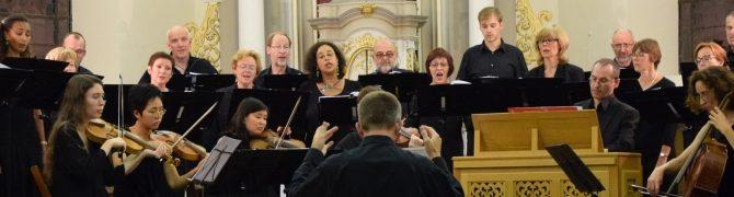 Samedi 22 septembre à Saint Remacle:<br />Concert de l'ensemble vocal MARIGNAN, musique chorale du XXe s.