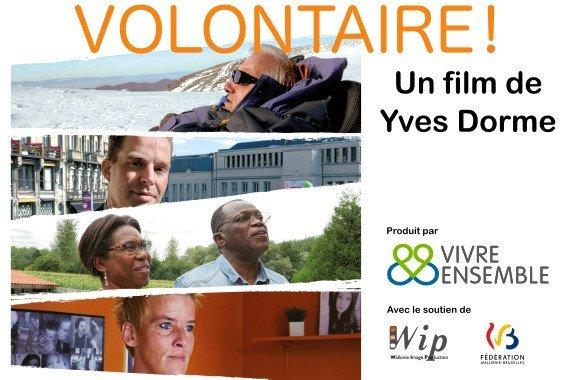 Film VOLONTAIRE @ Centre culturel de DISON | Dison | Wallonie | Belgique