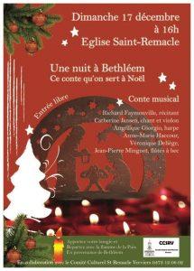 Flamme de la Paix : Conte musical @ Eglise St Remacle