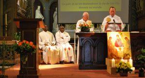 Messe de rassemblement : clôture de l'année. @ Saint Remacle