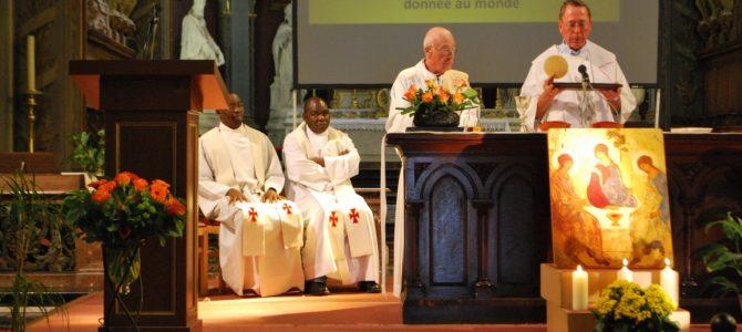 Dimanche 10 juin à 15h : Messe de rassemblement et d'au revoir du doyen