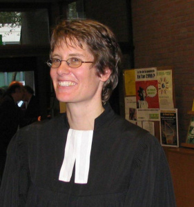 Homélie de la Pasteure Heike Sonnen @ Saint Bernard à Lambermont | Verviers | Wallonie | Belgique
