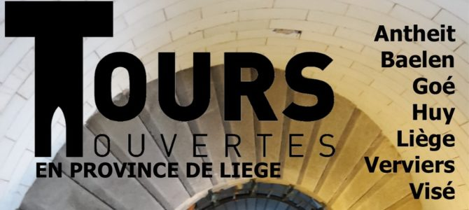 Dimanche 15 avril : Tours ouvertes