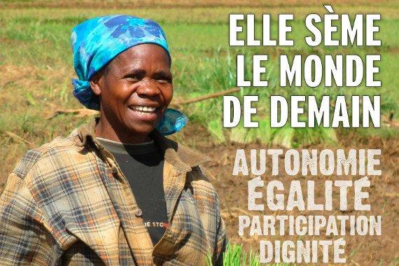 Collecte de Carême : Avec les femmes du Congo et du Burundi, semons le monde de demain !