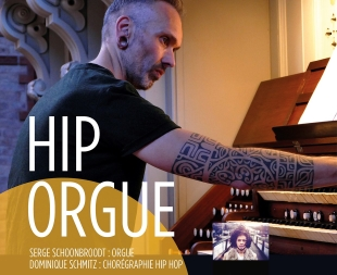 HIP ORGUE –  St Remacle – 28 avril à 20h