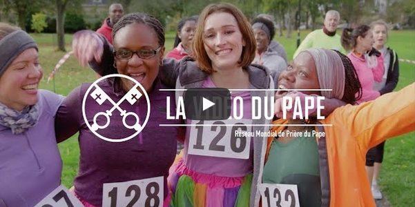 Dans sa vidéo, François invite les laïcs au courage