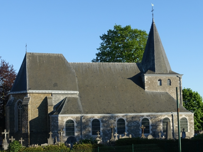 Messe en plein air @ Eglise Saint Roch | Limbourg | Wallonie | Belgique