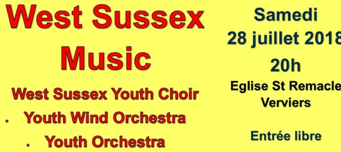 120 jeunes musiciens anglais