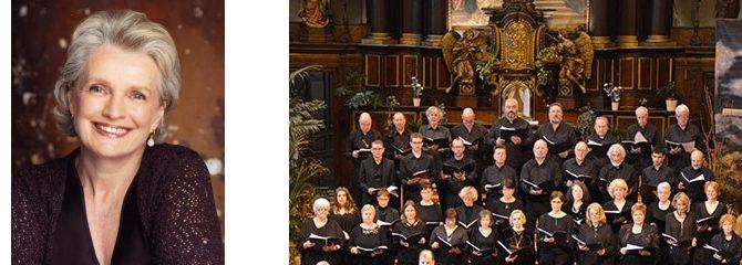 Dimanche 23 septembre à 15h00 à<br />Notre-DamedesRécollets : Requiem de Mozart avec la participation exceptionnelle de Marie-Christine Barrault