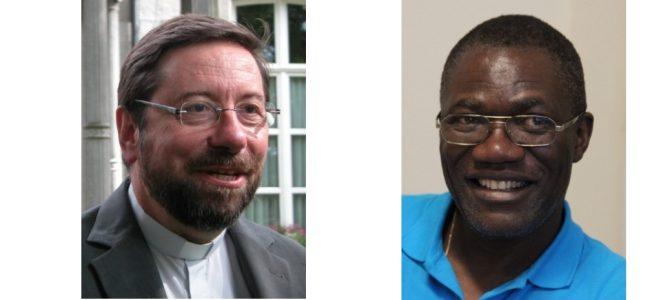 Dimanche 16 septembre à 15h : Installation du nouveau curé-doyen Stanis Kanda par notre évêque, Monseigneur Delville.