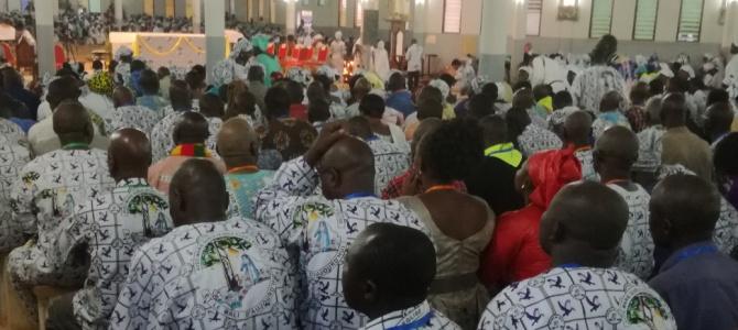 Cinq mois de service dans le diocèse de Kayes au Mali par François-Xavier Jacques