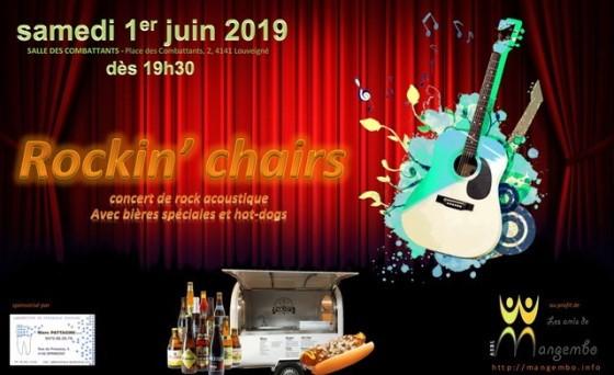Concert de rock acoustique et bar à bières spéciales ! @ Salle des Combattants | Sprimont | Wallonie | Belgique