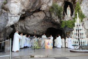 Pèlerinage Liège à Lourdes