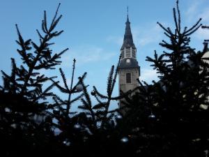 Le carillon de Notre-Dame des Récollets sonnera durant l'Avent @ Notre-Dame des Récollets