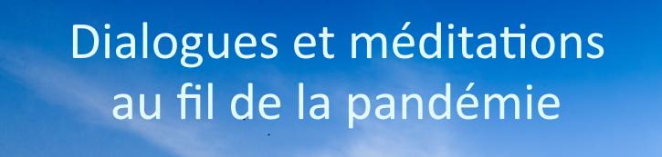 Méditation – Prière – Dimanche des Rameaux-5.04.2020